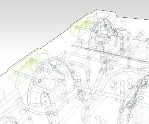 Leading 2D and 3D CAD design software