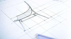 design concept sketch out