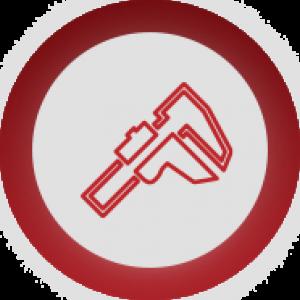 Rapid prototyping icon