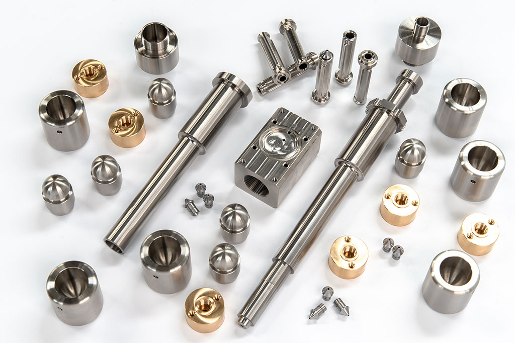 Precision engineered solutions for the medical, automotive & aerospace industry