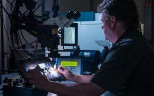 precision machining capablties