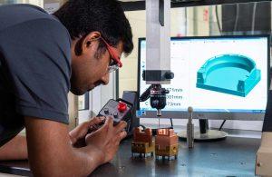 precision manufacturing process