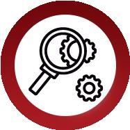 plain precision design & engineering icon