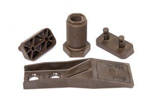 Plastic Aerospace components