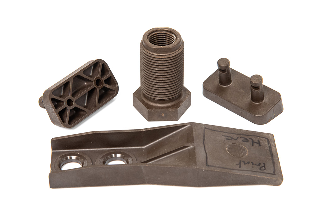 Plastic Aerospace components