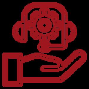 Alternative support icon